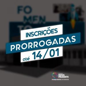Edital de fomento à inovação receberá inscrições de projetos até o próximo domingo