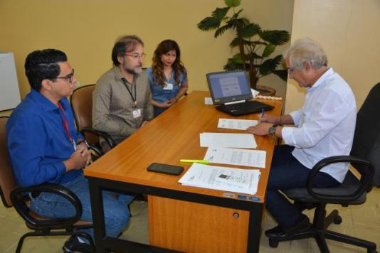 Inova Prudente e Etec Adolpho Arruda Mello assinam termo de cooperação técnica