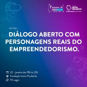 Semana da Inovação terá diálogo aberto com empreendedores regionais